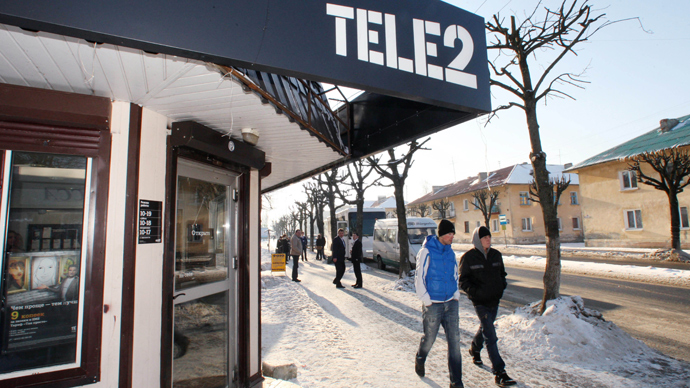 Battle looms over Swedish Tele2's $3.5bn business in Russia