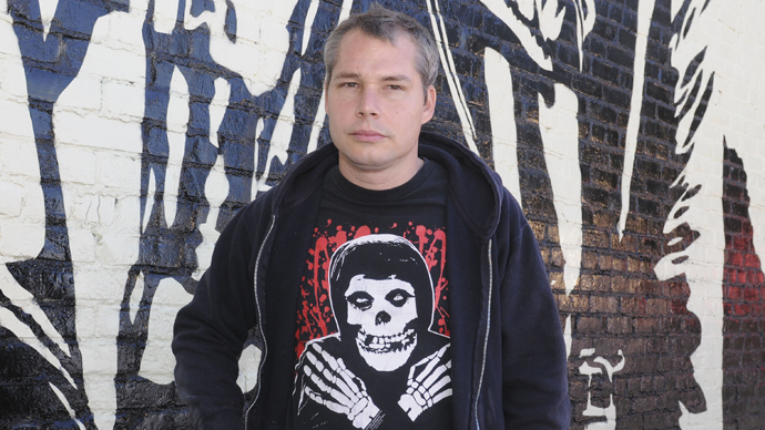 Shepard Fairey (Vivien Killilea / Getty Images for VEVO / AFP)