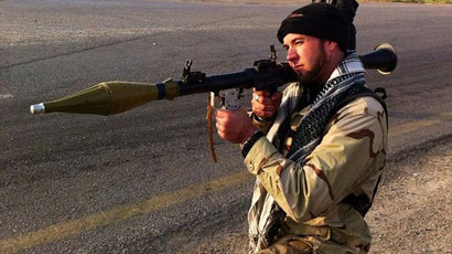 US soldier who fought in Syria could get the death penalty