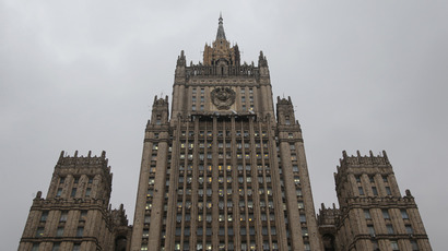 Top diplomat warns US against meddling with Russian internal affairs