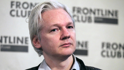 'Assange chances very good in Australian senate election'