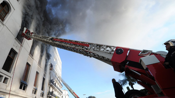 5 children dead in northern France fire