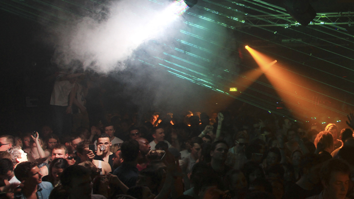 Jailhouse Rock: Venezuelan prisoners open nightclub in prison with strippers, music show
