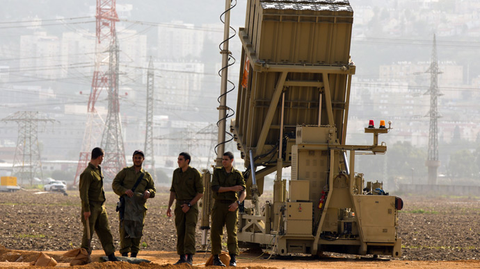 Iron Dome cannot protect civilians – Israeli commander