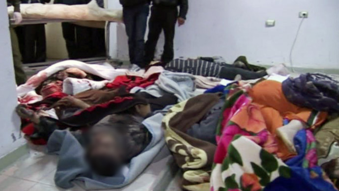 Talkalakh massacre: Syrian rebels, govt trade accusations