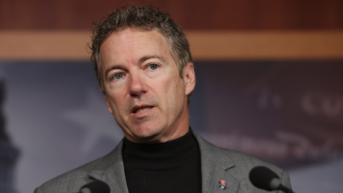 Rand Paul (AFP Photo / Chip Somodevilla)