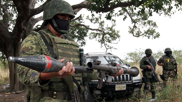 Mexican drug cartels: 'The most serious threat the US has faced from organized crime'