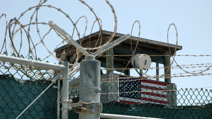 Gitmo hunger strike spreads amid protests at US embassies