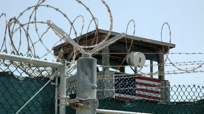 Guantanamo Bay.(AFP Photo / Randall Mikkelsen)
