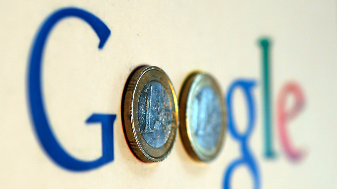 Google may face fines from the EU (Reuters / Michael Dalder)