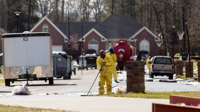 Exxon playing 'divide and conquer' in 'Walking Dead'-like oil spill town