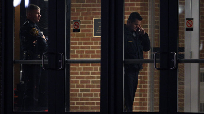 NRA report calls for armed guard in every US school