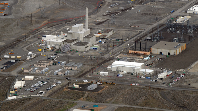 Hanford Nuclear Waste Tanks At Risk Of Explosion Rt America