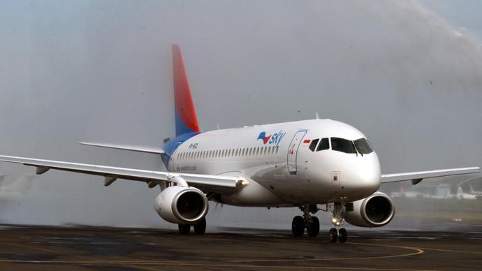Sukhoi Civil Aircraft to sue Armenia's Armavia over $1.4 million debt