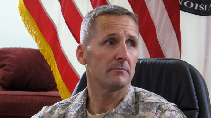 US Army general canned over alcohol, sexual misconduct charges