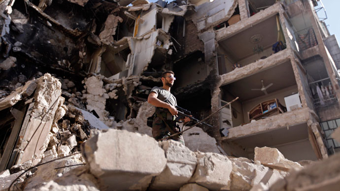 Four Italian journalists abducted in Syria