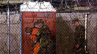 Gitmo hunger strike: 'The last right of people who don't have rights'
