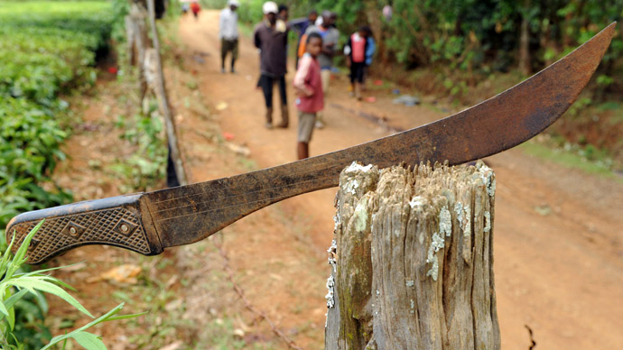 Police helpless to stop 'sorcery beheading' in PNG