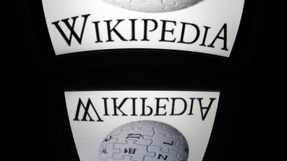 Wikipedia temporarily bans Congress IPs over 'persistent' editing