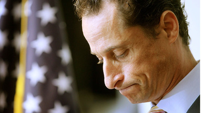 Anthony Weiner  (Mario Tama / Getty Images / AFP)