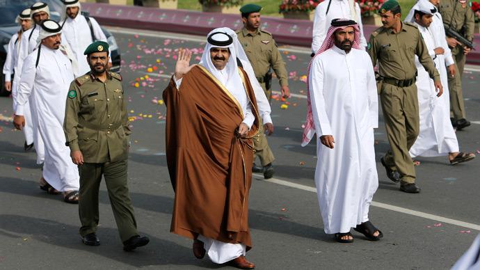 Tiny emirate, huge political ambitions: Qatari investment ...