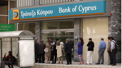 Cyprus to grant citizenship to biggest foreign bailout losers