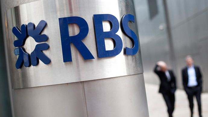 Royal Bank of Scotland VP arrested in Moscow on $10mn fraud charge
