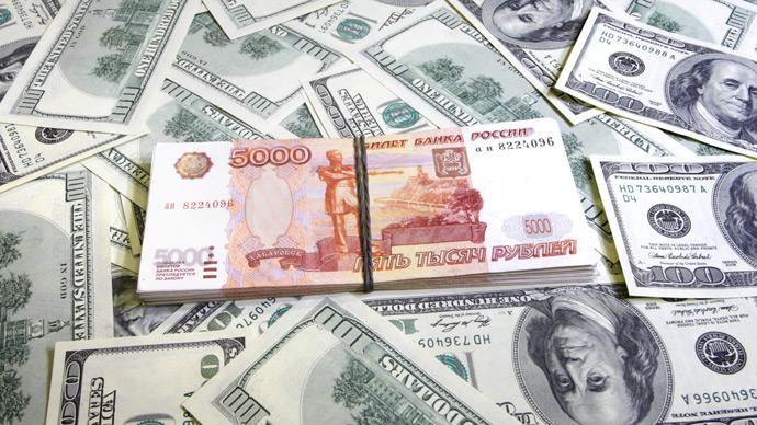 Cash Dash: $1 billion flees Russian markets in Q1