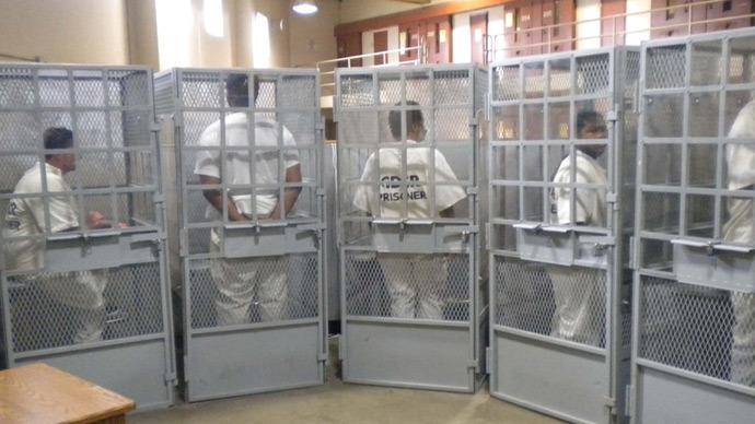 Los Angeles Prison Tour