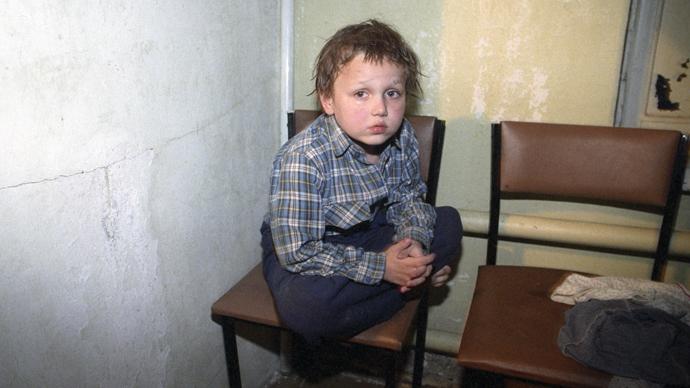 Putin sends 2 intl children's rights bills to Duma for ratification