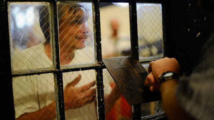 California prisons punish inmates by racial bloc, not offense