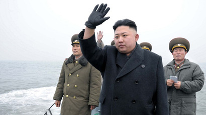North Korean leader Kim Jong-Un. (AFP Photo / KCNA)