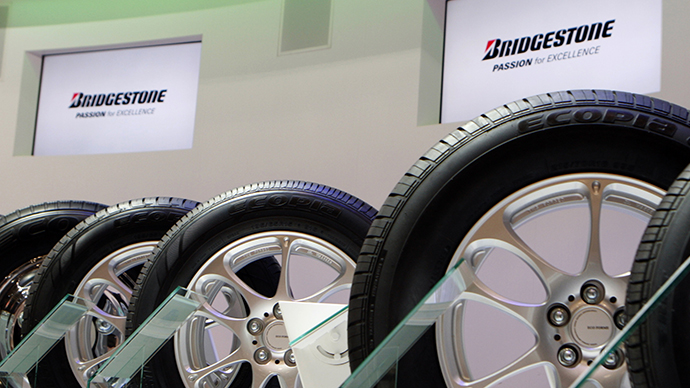 Bridgestone to spend $375m to build first tire plant in Russia