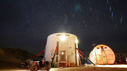 The Mars Desert Research Station (MDRS) in the San Rafael Swell, southern Utah (Image: mars-russia.ru)