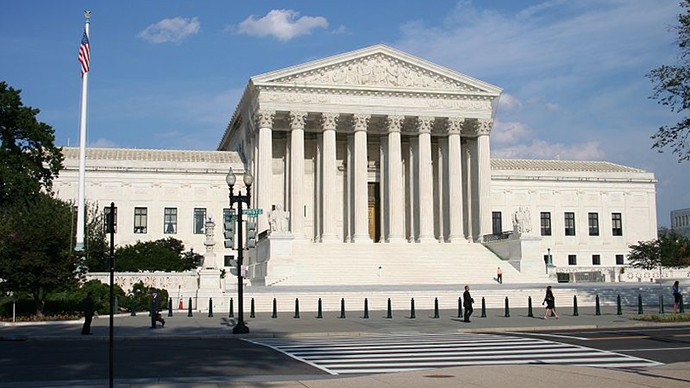The United States Supreme Court. (Image from wikipedia.org)