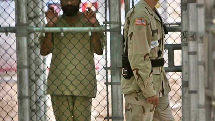 The Guantanamo Bay US Naval Base in Cuba. (AFP Photo / Brennan Linsley)