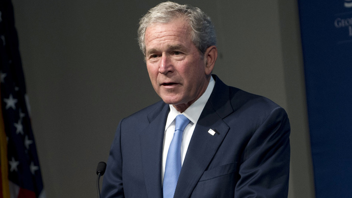 Bush still thinks Iraq War was a good idea