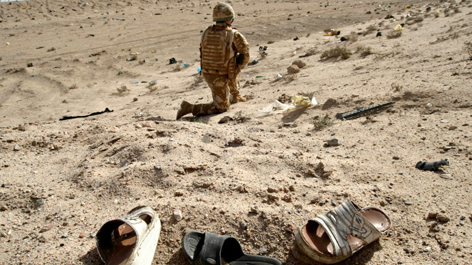 Afghan boys' shooting by UK soldier allegations 'very, very grave' – judge