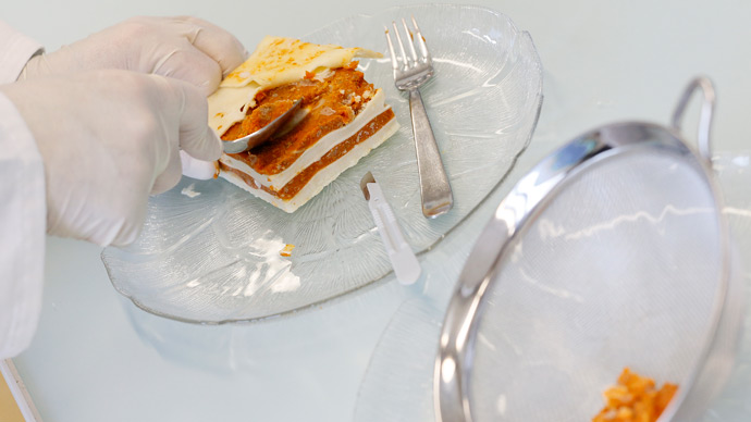 Banned drug in EU horsemeat claimed to be 'not worrying'
