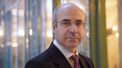 Hermitage Capital investment fund CEO William Browder (AFP Photo)