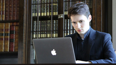 Pavel Durov.(Photo from vk.com)