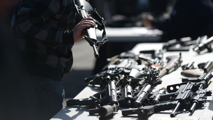 Arizona bill forces cities to sell turned-in guns