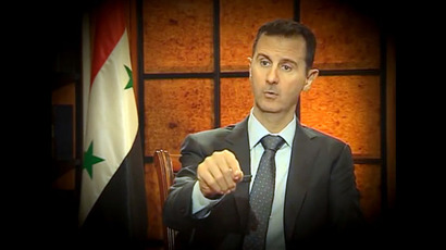 Syrian President Bashar al-Assad.(AFP Photo / Presidency Media Office)