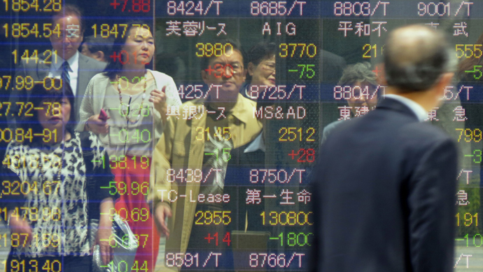 Market Buzz: Downhill slide