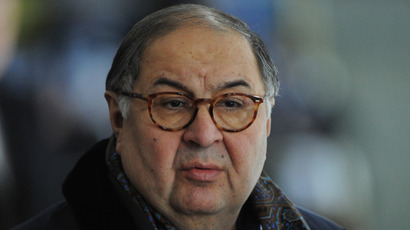 Russian tycoon Usmanov tops UK rich list with £13.3 billion