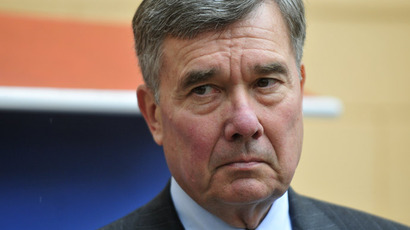 The director of the US Office of National Drug Control Policy, Gil Kerlikowske (AFP Photo)