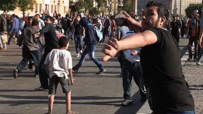 Egyptian mob 'lynches' teenage son of Muslim Brotherhood leader