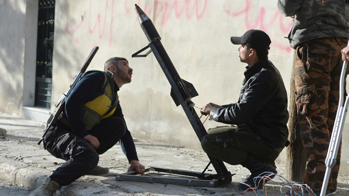 EU eases Syria oil sanctions to assist rebels