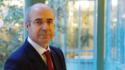 Hermitage Capital investment fund CEO William Browder. (AFP Photo / Bertrand Guay)