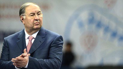 Russia's billionaire Usmanov no longer richest UK resident